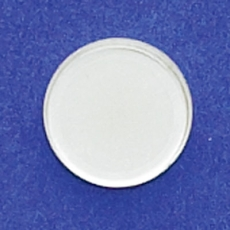 12mm Round Bezel Cup Plain