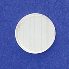 14mm Round Bezel Cup Plain