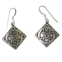"Celtic ""Luck"" Earrings"