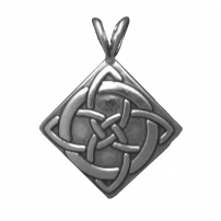 "Celtic ""Luck"" Pendant"
