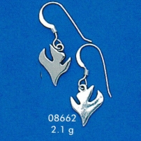 Pair of Doves Earing
