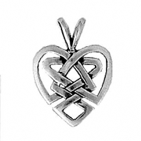 "Celtic ""Heart"" Pendant"