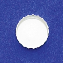 10mm Round Bezel Cup Serrated