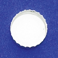 12mm Round Bezel Cup Serrated