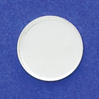 15mm Round Bezel Cup Plain
