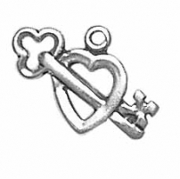 Heart with Key