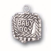 Baby Blanket Charm