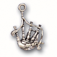 Bagpipes Charm