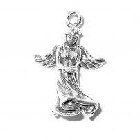 Angel with Hands Out Charm