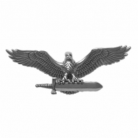 Eagle w/Knife
