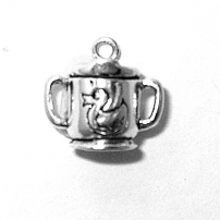 Baby Sippy Cup Charm