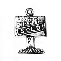 Realtor's SOLD Sign