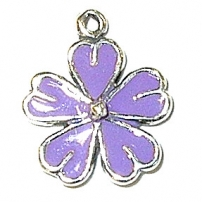 Daisy, Purple Epoxy