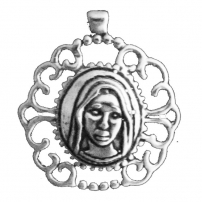 Virgin Mary Disc