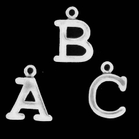 ABC, Courier New Font