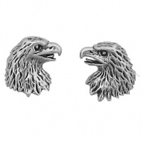 Eagle Head Earrings