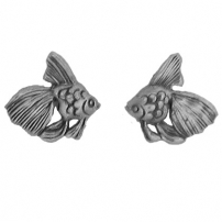 Goldfish/ Angelfish Earrings