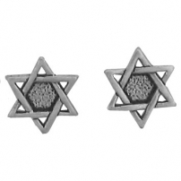 Star of David, Earring